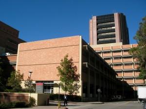 UCLA Dental Building